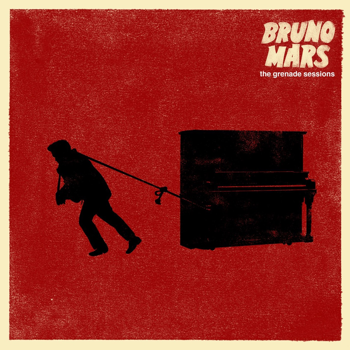 The Grenade Sessions - EP Bruno Mars CD cover