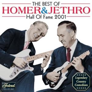 Homer & Jethro - Ground Hog