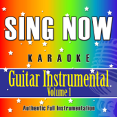Sing Now Karaoke - Guitar Instrumental (Performance Backing Tracks)