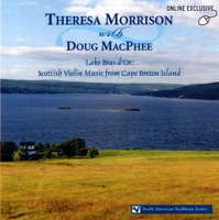 Lake Bras d'Or: Scottish Violin Music from Cape Breton Island by Theresa Morrison on Apple Music