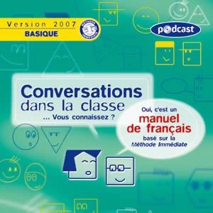 ALMA語学教材Conversations dans la classe, Version Basique