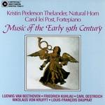 Kristin Pederson Thelander & Carol Lei Post - Sonata in F Major, Op. 2: I. Allegro Moderato