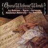 Opera Without Words ジャケット写真