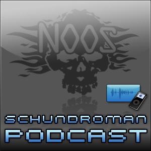 Schundroman-Podcast von Alexander Broy