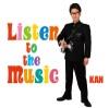 Listen to the Music - EP ジャケット写真