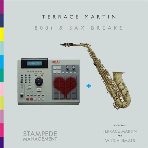 808s & Sax Breaks - EP