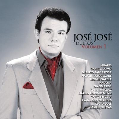 José José - Duetos, Vol. 1 - José José