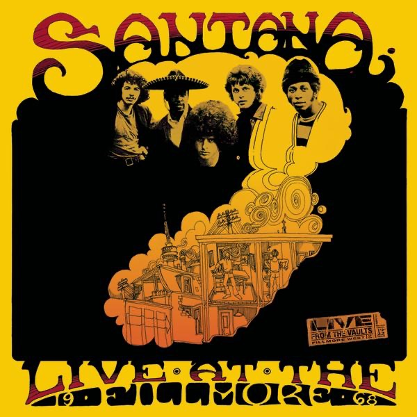 Live At the Fillmore 1968