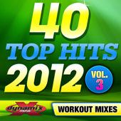 40 Top Hits 2012 Vol. 3 (Unmixed Workout Songs For Fitness, Exercise, Walking, Jogging and Running)