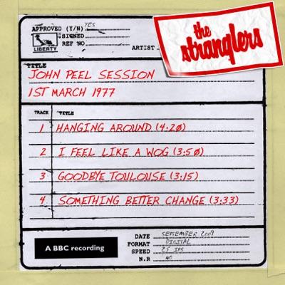 John Peel Session (1 March 1977) - EP - The Stranglers