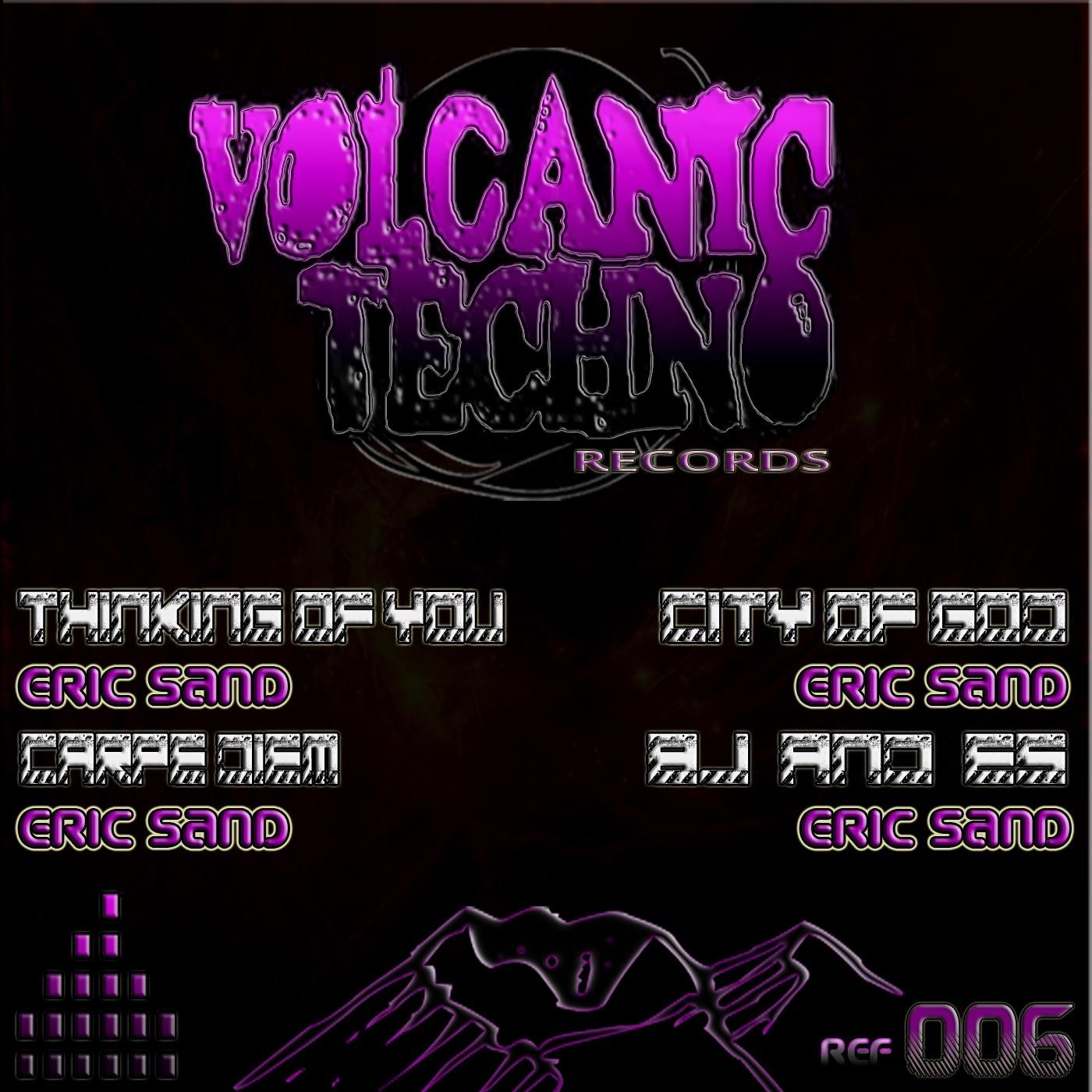 Volcanic Techno 006 - EP