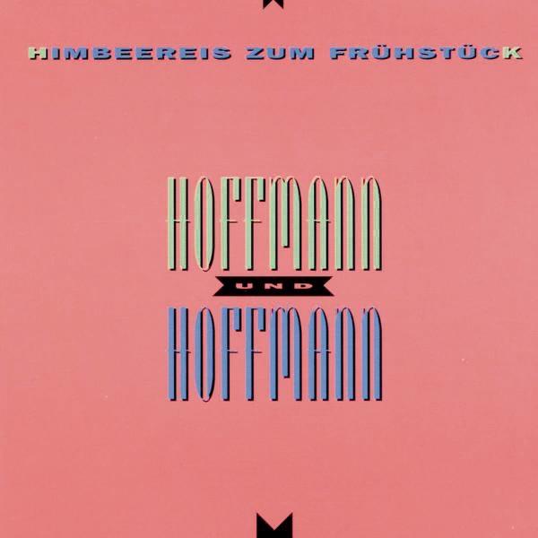 Hoffmann & Hoffmann mit Himbeereis zum Frühstück