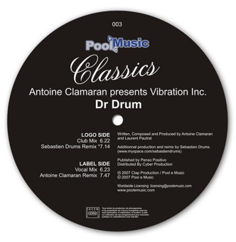 Vibration Inc. - Dr. Drum