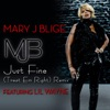 Just Fine Treat Em Right Remix feat Lil Wayne Single