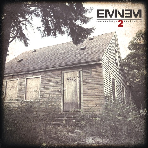Eminem - The Marshall Mathers LP2 (Deluxe)