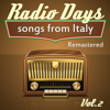Various Artists - Radio Days Songs From Italy Vol. 2 artwork