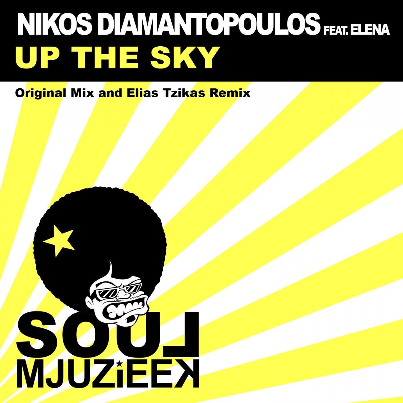 Up the Sky (feat. Elena) - Single