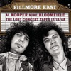 Fillmore East: The Lost Concert Tapes 12/13/68 (Live) ジャケット写真