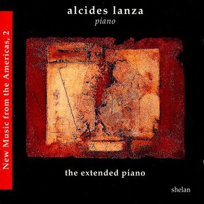New Music from the Americas, Vol. 2 - The Extended Piano - Cláudio Santoro