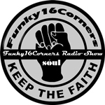 Podcast cover art for Funky16Corners Radio Show