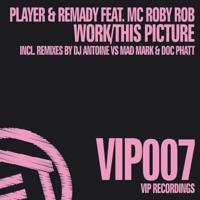 Work (Roelbeat, Pruchkovsky rmx) - DJ ANTOINE-PLAYER-REMADY