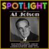 Spotlight On, Al Jolson