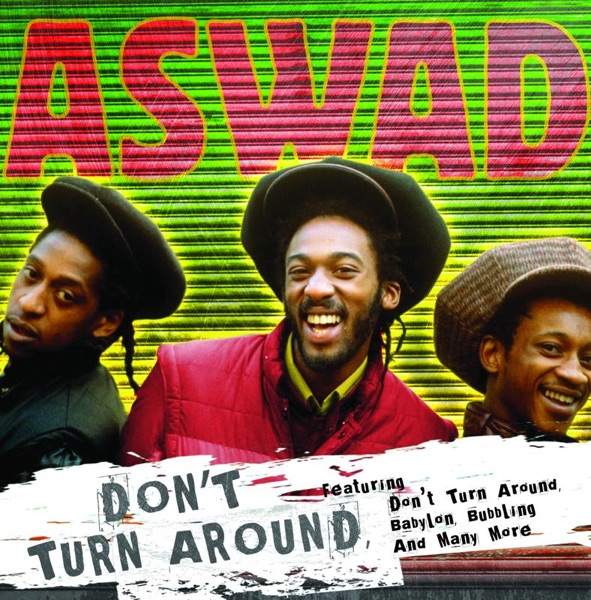 Cover art for Don't Turn Around
