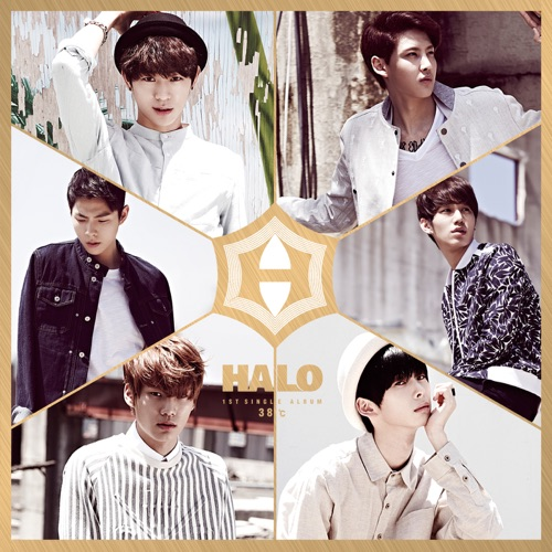 HALO – Halo 1st Single Album [38℃] – EP