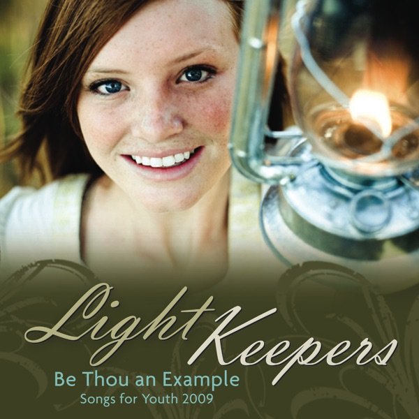 Light Keepers Be Thou an Example Jenny Phillips CD cover