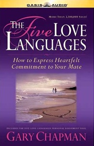 The Five Love Languages: The Secret to Love That Lasts (Unabridged) - Gary Chapman audiobook, mp3