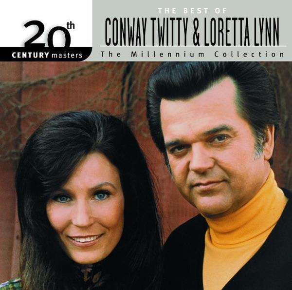 Conway Twitty & Loretta Lynn - Louisiana Woman, Mississippi Man