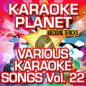 Banger Hart (Karaoke Version With Background Vocals) [Originally Performed By Rob De Nijs]