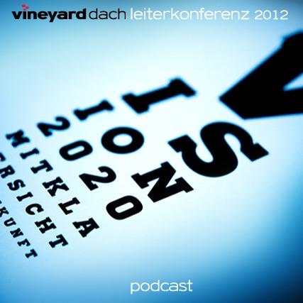 Leiterkonferenz 2012 - Audio