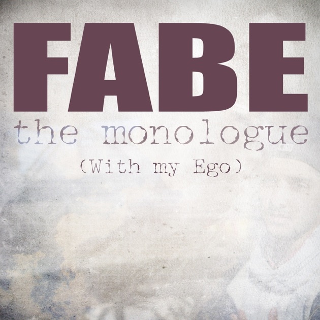 The monologue with my ego single de fabe en apple music ccuart Image collections