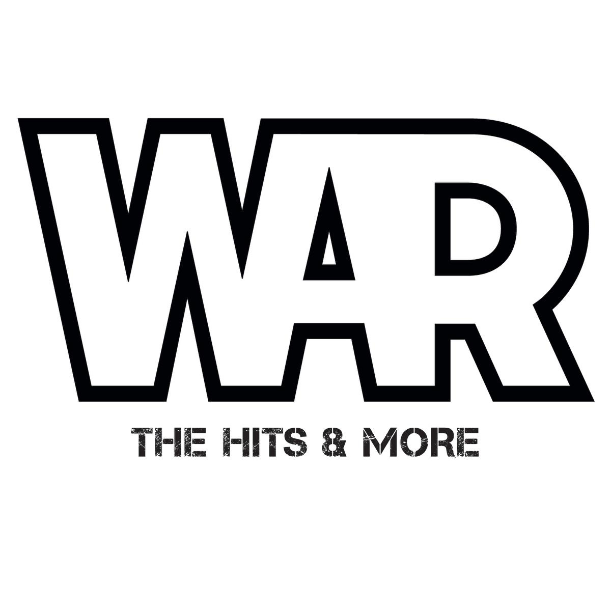 The Hits  More War CD cover