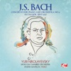 J.S. Bach: Concerto for Piano and Orchestra No. 6 in F Major, BWV 1057 (Remastered) - Single, Moscow Chamber Orchestra, Yuri Nikolayevsky & Andrei Gavrilov