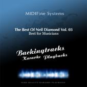 Best of Neil Diamond, Vol. 03 (Karaoke Version)