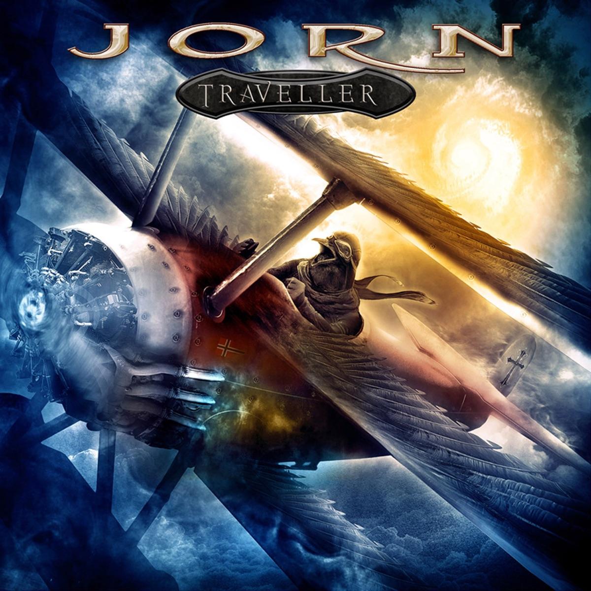 Traveller Jorn CD cover