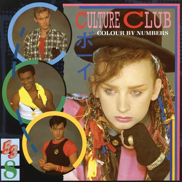 Culture Club mit Karma Chameleon