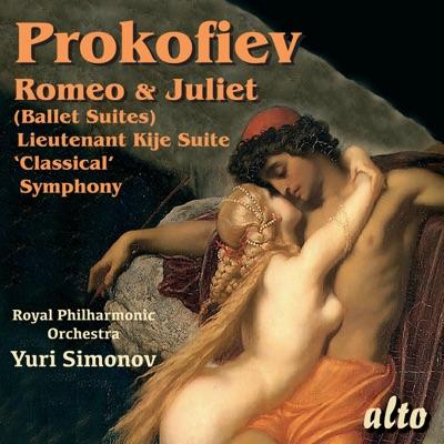 Prokofiev: Romeo & Juliet (Highlights), Symphony No. 1 & Lieutenant Kije - Royal Philharmonic Orchestra