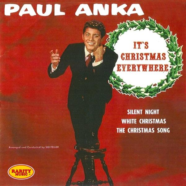 Paul Anka - It's Christmas Everywhere