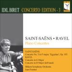 İdil Biret, Bilkent Symphony Orchestra & Jean Fournet - Piano Concerto In G Major: I. Allegramente