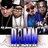 Damn (Remix) [feat. Ray J, Twista and Gotti] - Single, 40 Glocc