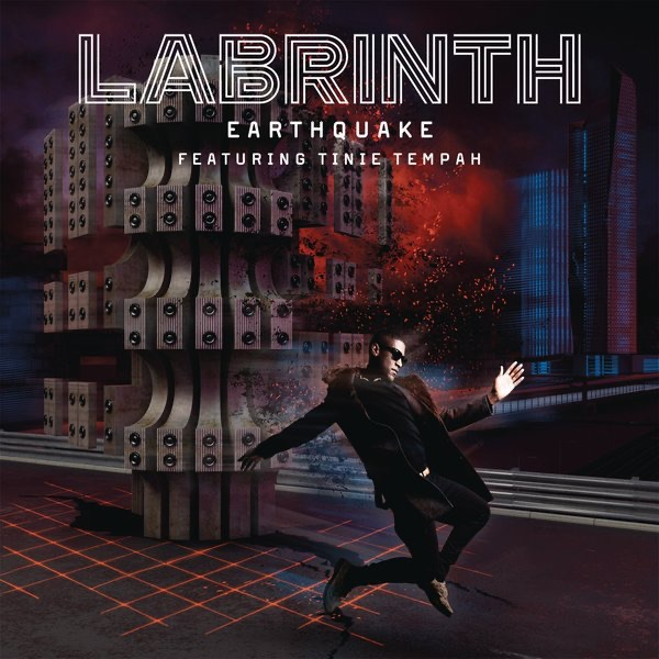 Cover art for Earthquake