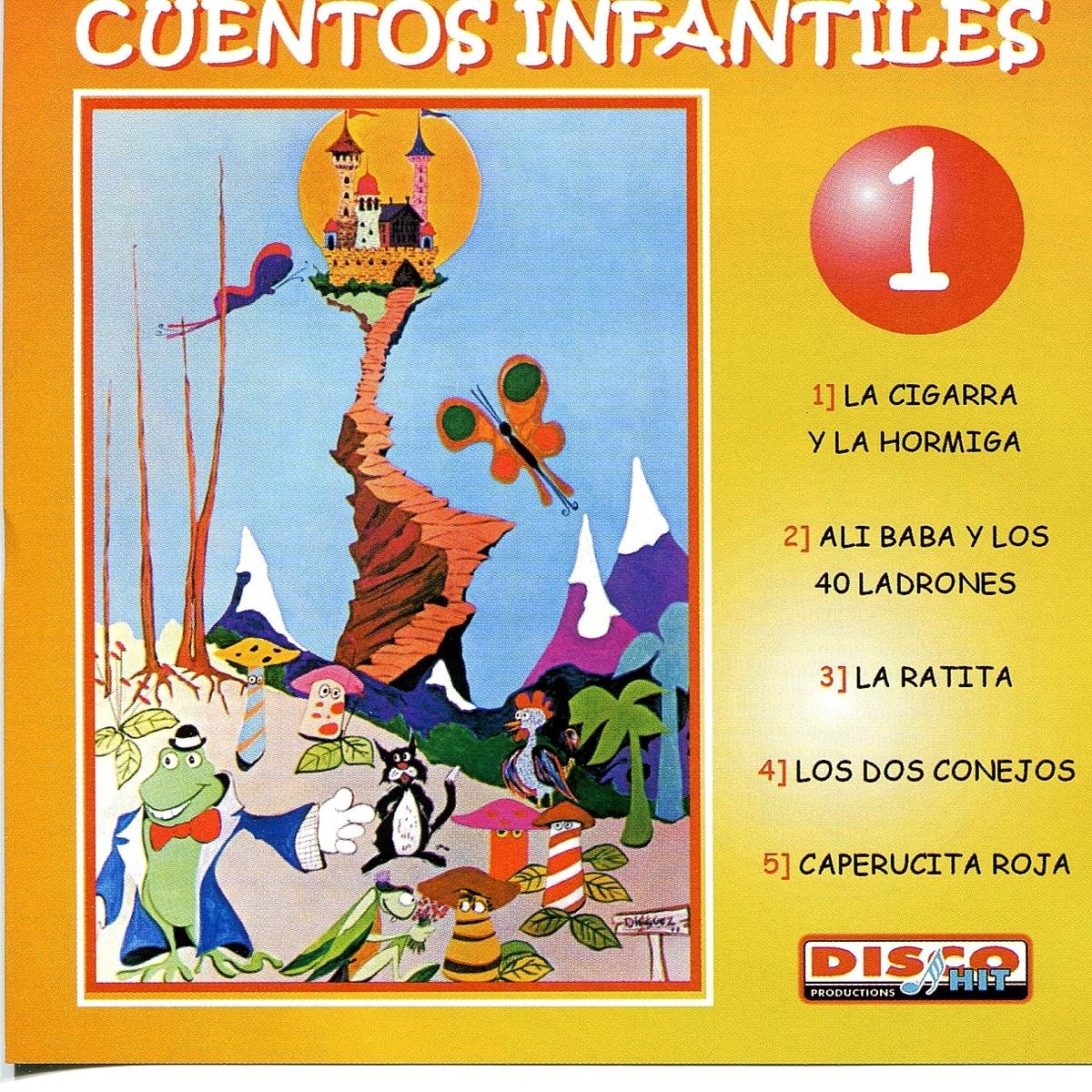 Cuentos Infantiles, Vol. 1