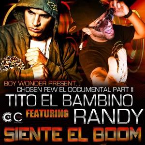 Siente El Boom (feat. Randy) - Single Mp3 Download