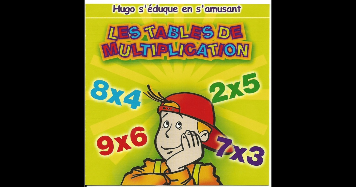 Les tables de multiplication hugo s 39 duque en s 39 amusant - Apprendre les tables de multiplication en s amusant ...
