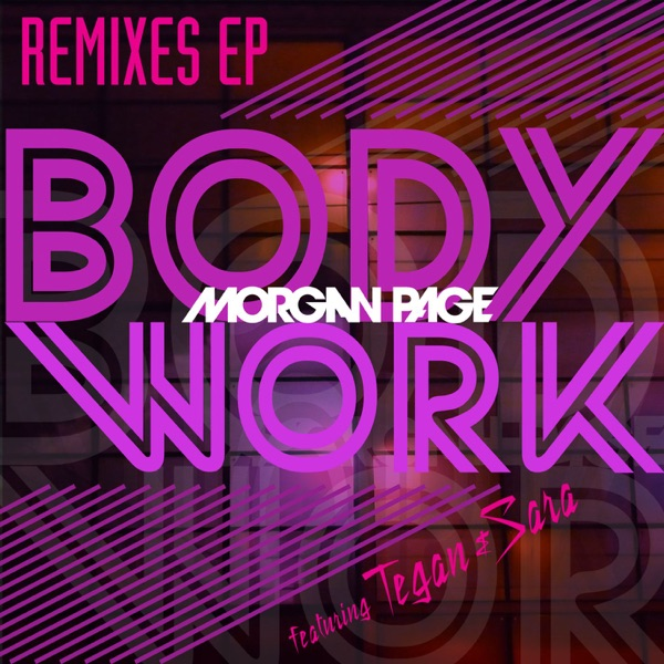 Body Work (Remixes) - EP