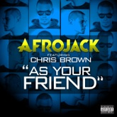 As Your Friend (feat. Chris Brown) - Single