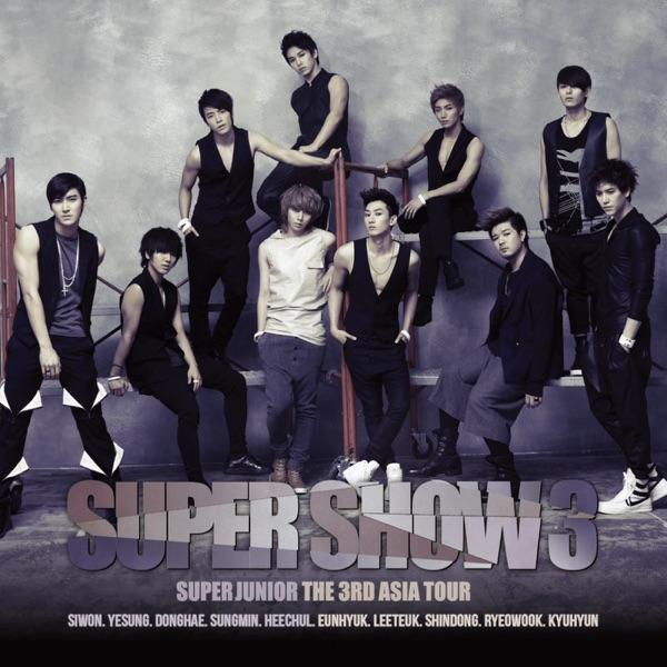 Super Show 3 - The 3rd Asia Tour (Live)